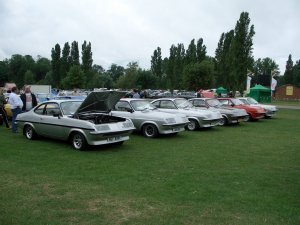 A nice line-up of Firenzas, 2006